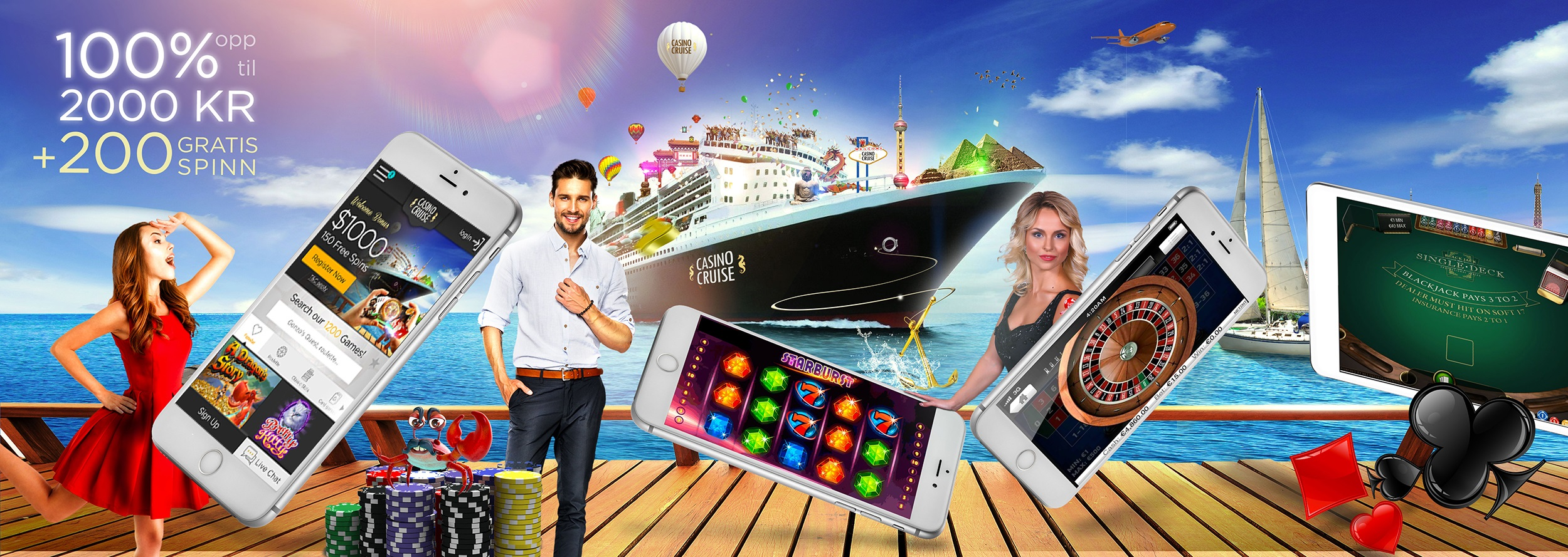 CasinoCruises casino-app