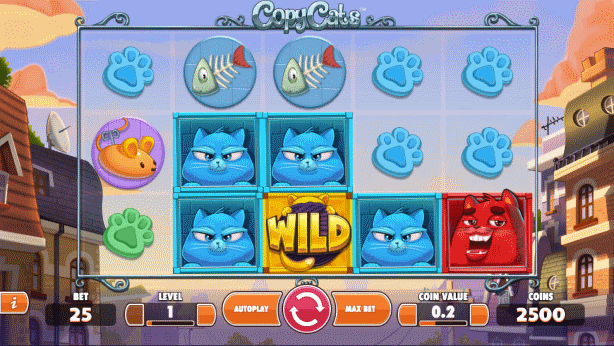 Slot Machine Game Variations7